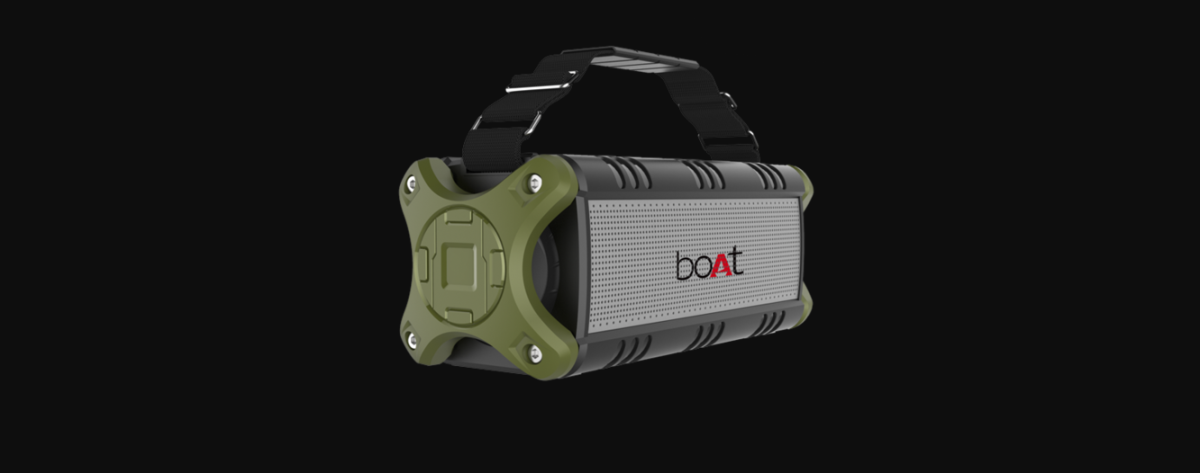 Boat Lifestyle Launches New Rugged Wireless Speaker For
