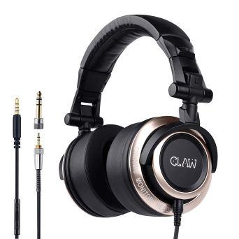claw sm100 studio monitoring headphones 2